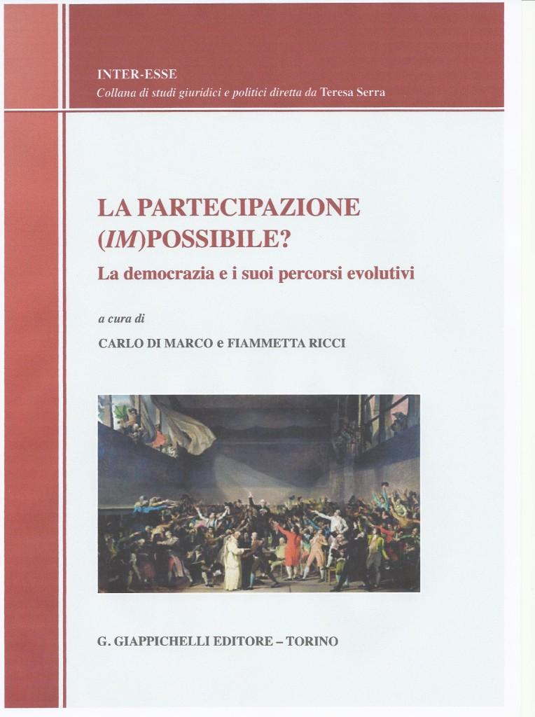 copertina volume Di Marco e Ricci