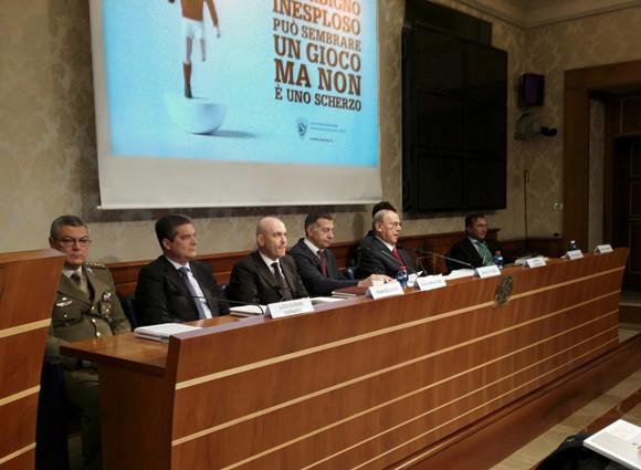 Bari. Campagna nazionale ordigni bellici inesplosi: due incontri nelle scuole di Triggiano.