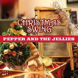 "Teramo. ""Christmas Swing"", il Natale in Jazz dei Pepper and The Jellies. Giovedì 26 novembre la presentazione."