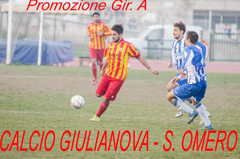 Giulianova. Foto Calcio Giulianova-Sant'Omero
