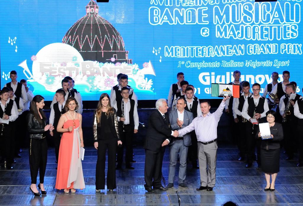 Giulianova. Il Giappone vince il 17° Festival di Bande Internazionali. Il pubblico incorona la Polonia Koronowo e la Lettonia