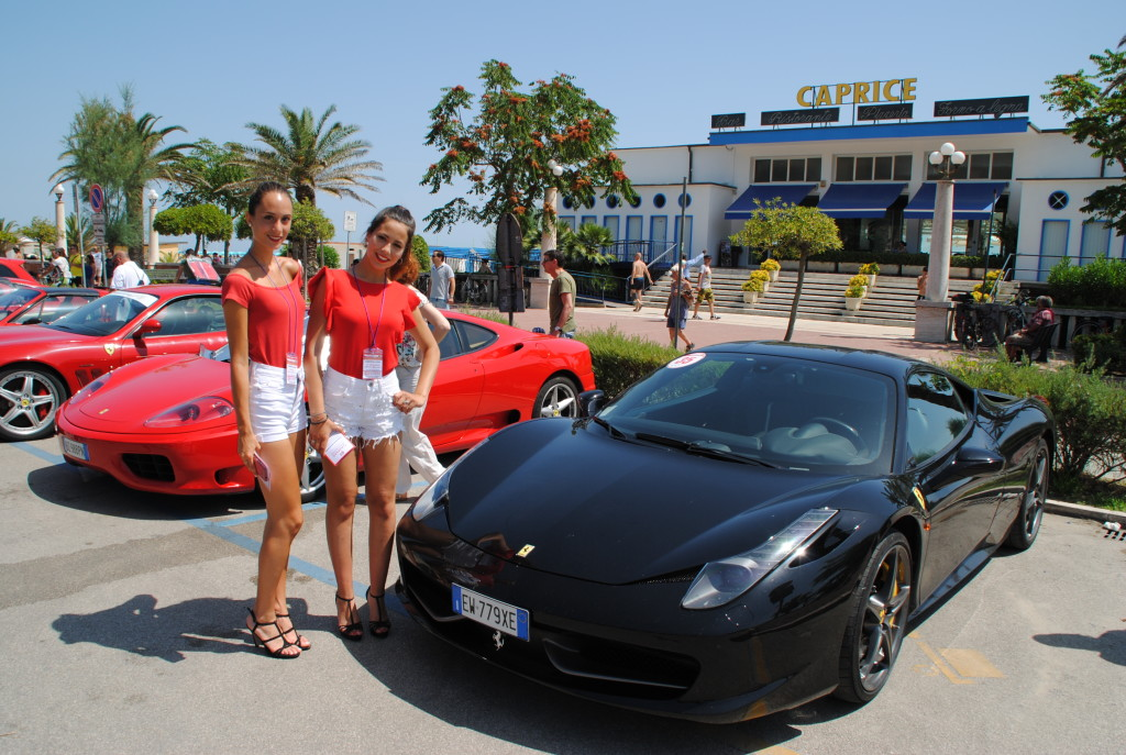 Ferrari a Giulianova