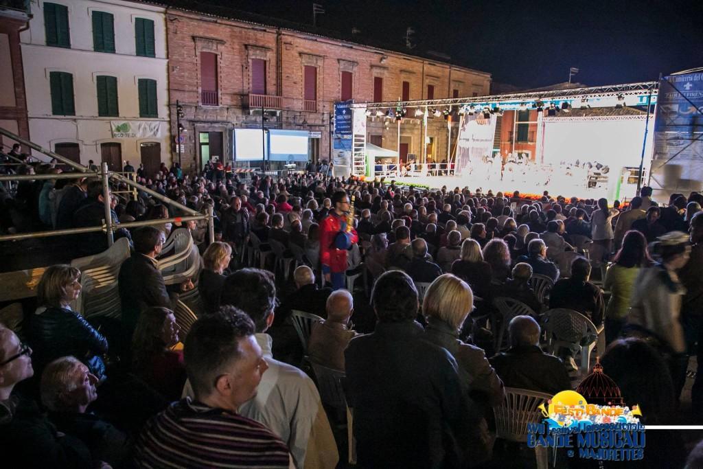 Tanto pubblico al Festival