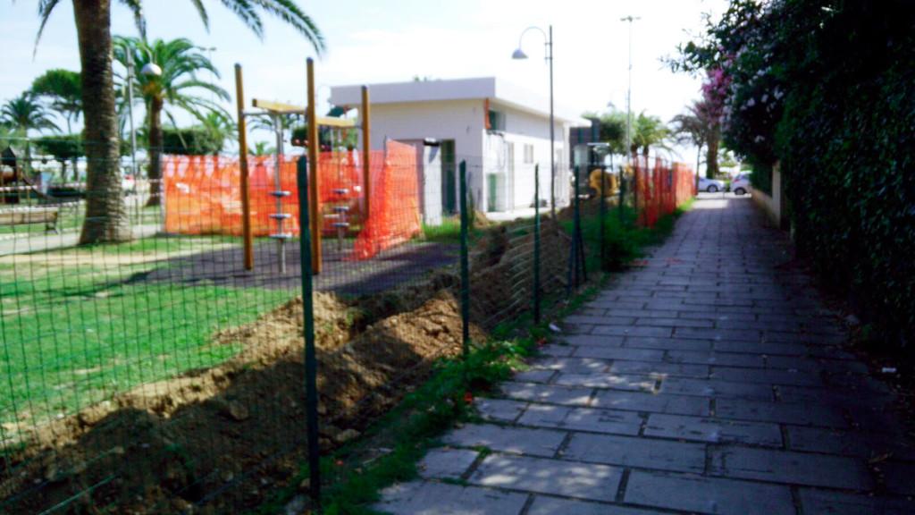 Giulianova. PARCO FRANCHI: SCOMODE VERITA' DA NASCONDERE…maldestramente