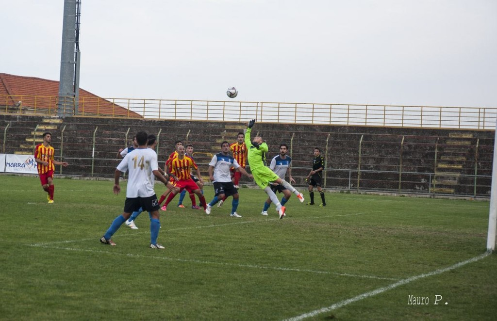 REal Giulianova- Mosciano 0-0