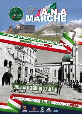 Mosciano Sant'Angelo. Artemia edizioni e Walter De Berardinis a ASCOLI PICENO, insieme agli Alpini del Feltre per ricordare i caduti della Grande Guerra.