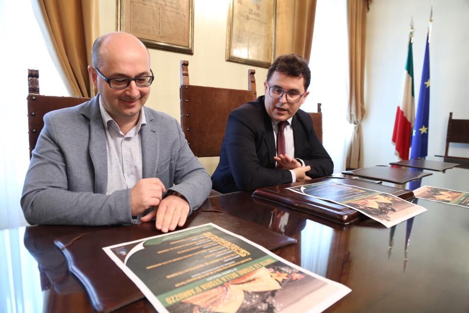 condotto dallo storico Camillo Chiarieri, gran conoscitore della storia e delle bellezze del nostro territorio.