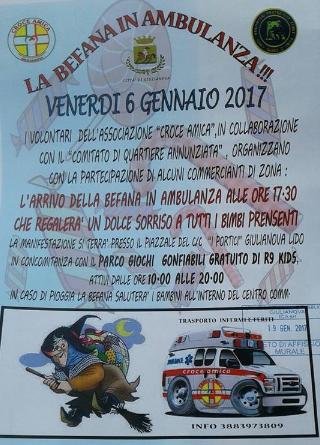 befana-in-ambulanza-allannunziata