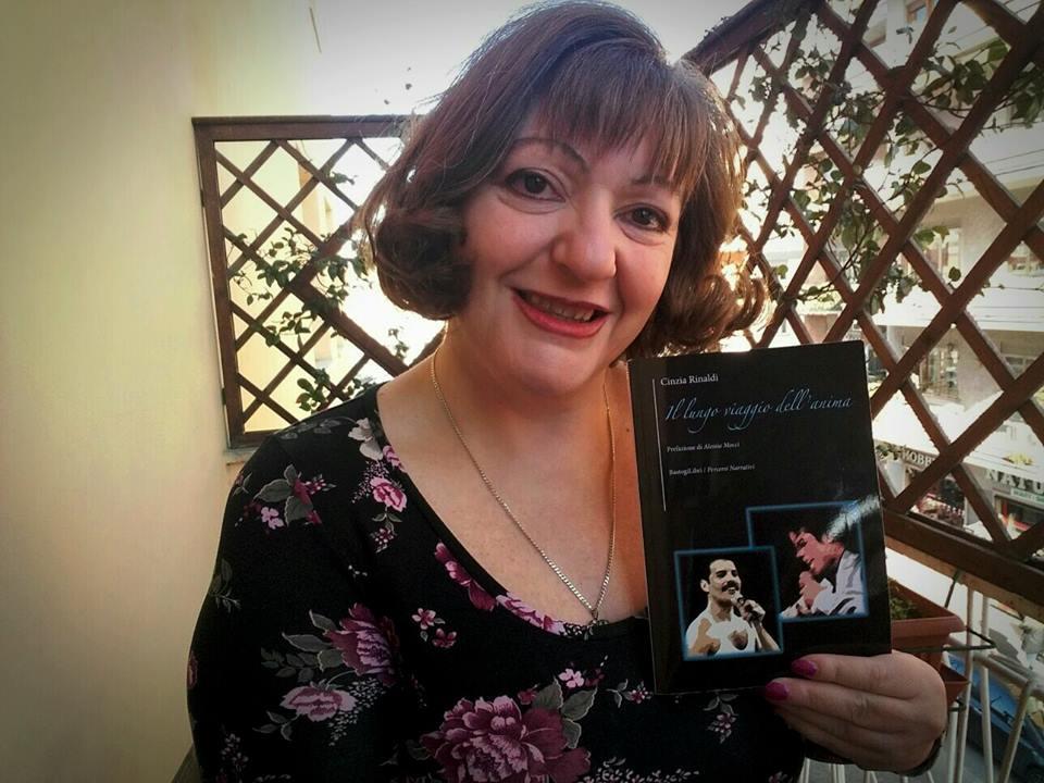 Intervista di Alessia Mocci a Cinzia Rinaldi: vi presentiamo Il lungo viaggio dell'anima