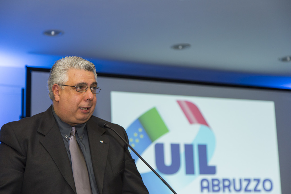 Michele Lombardo - UIL ABRUZZO