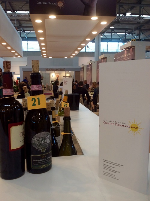 Stand Colline Teramane Docg