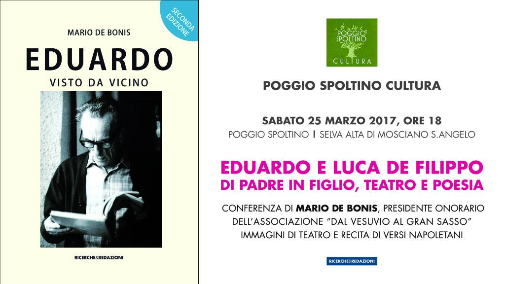 Invito De Bonis Poggio Spoltino 2017
