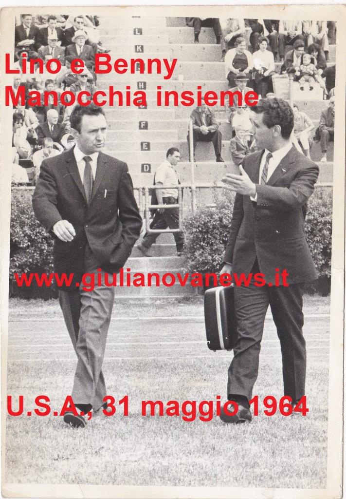 Lino e Benny Manocchia