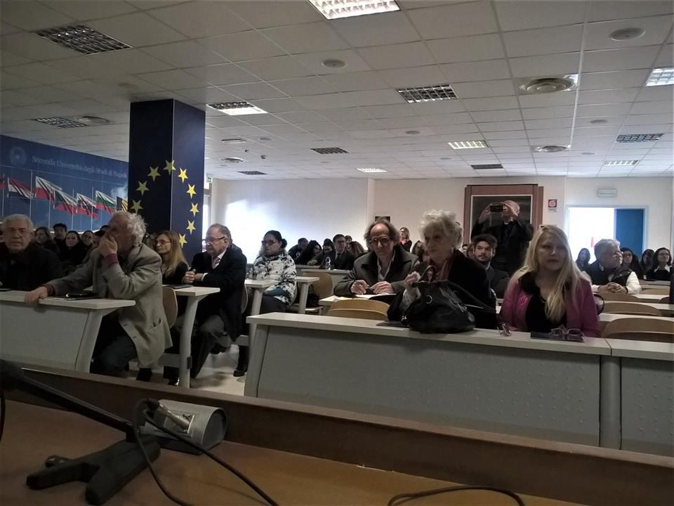 3-Sala Jean Monnet - Università Vanvitelli
