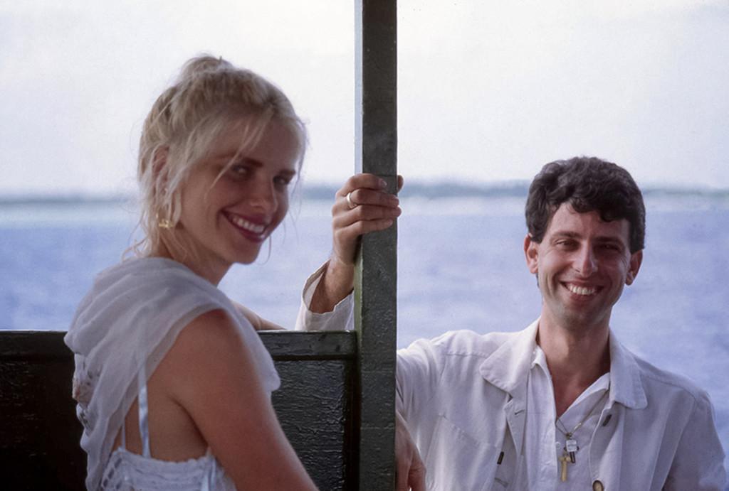 Porno & Libertà_Ilona Staller e Riccardo Schicchi_ph Archivio Riccardo Schicchi