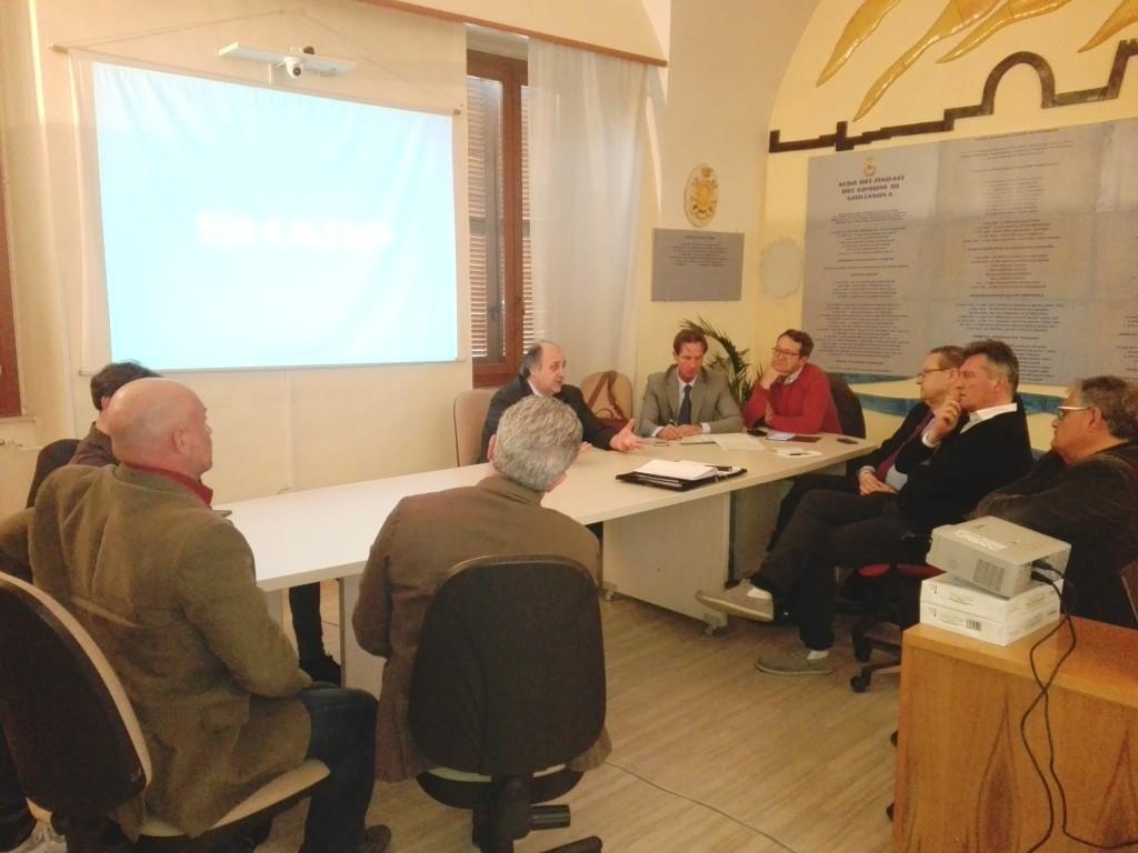 incontro programma Spighe verdi in Comune