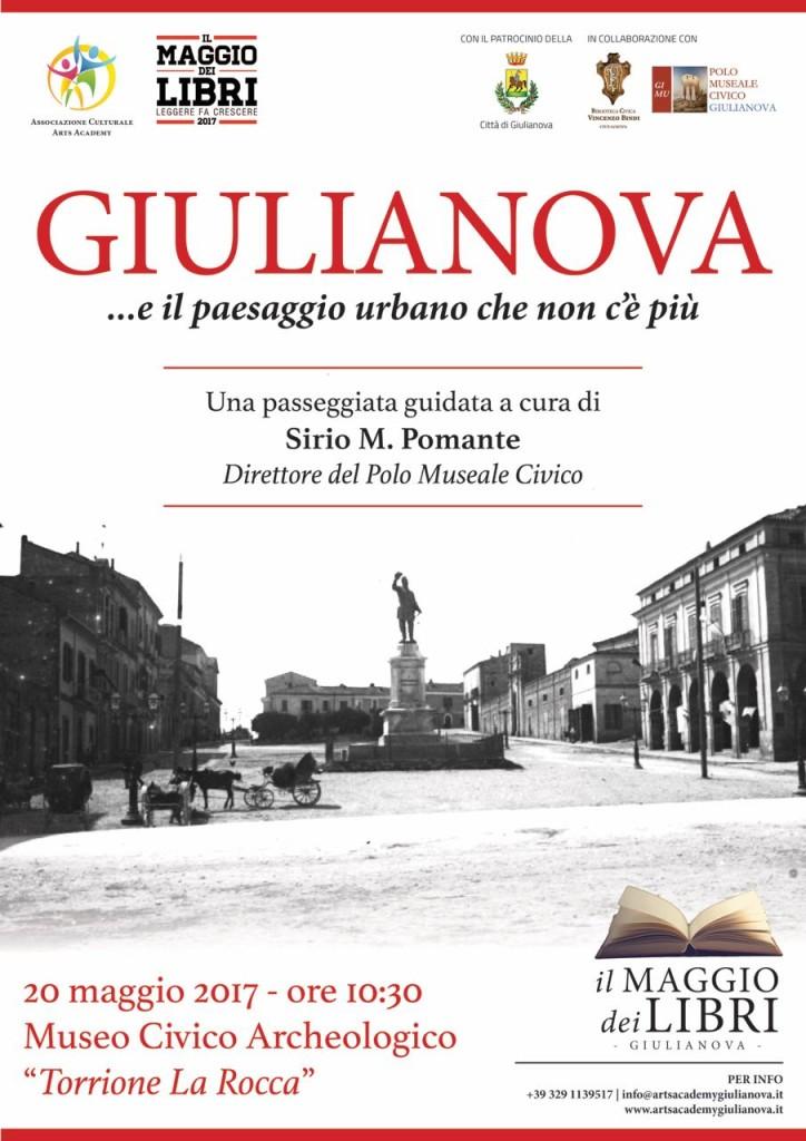 """Il Maggio dei Libri a Giulianova con l'associazione culturale """"Arts Academy"""""""