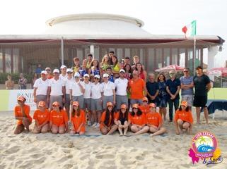 Giulianova. Conclusa la prima tappa del Campionato Italiano Under 21 maschile e femminile di Beach Volley