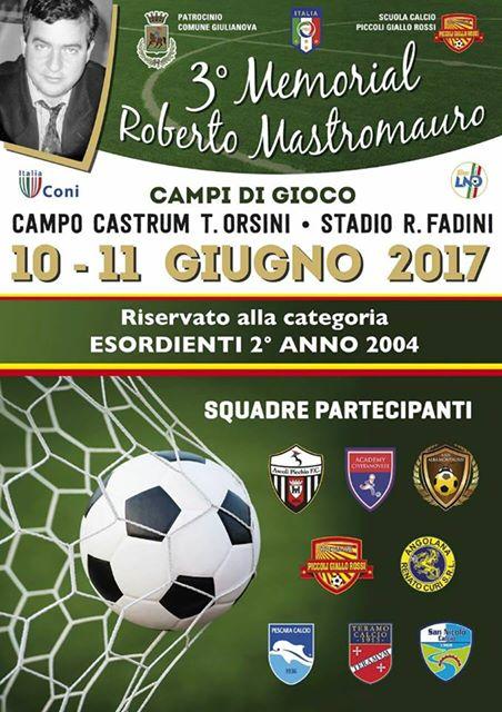Giulianova. L'Ascoli Picchio F.C. 1898 si aggiudica il 3° Memorial Roberto Mastromauro