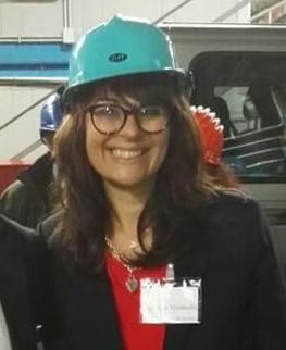Federica Vasanella, foto giugno 2017