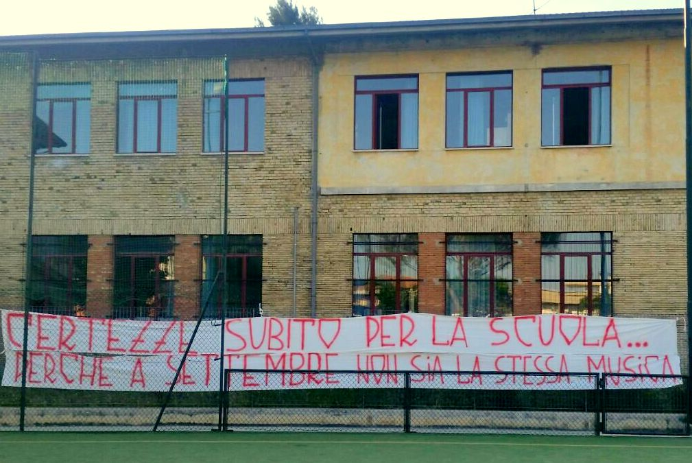 """Giulianova. Scuole. 140.000 euro per l'adeguamento degli impianti antincendio di Colleranesco e Bivio Bellocchio e per le centrali termiche della succursale """"Bindi""""."""