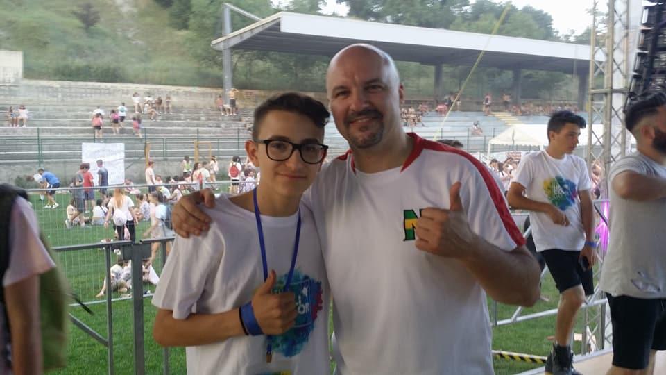 Dj Osso e Mark Storm