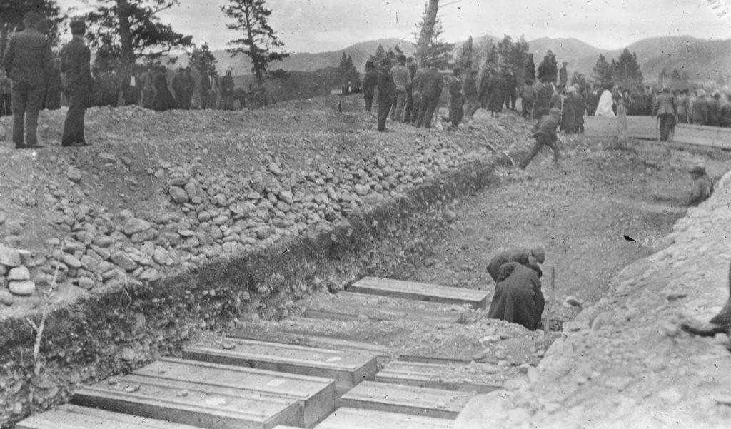 Canada. 103 anni fa, il 19 giugno del 1914, a tragedia mineraria di Hillcrest Mines. Tra le 189 vittime della catastrofe ben 9 erano gli abruzzesi. Tutti della provincia aquilana.