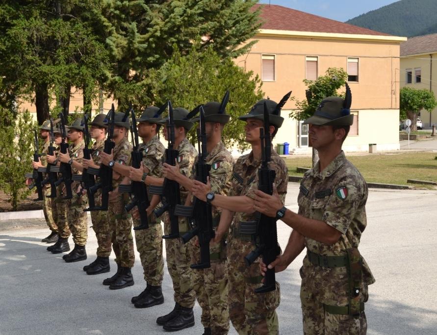 L'Aquila. CME ABRUZZO – FESTA DELL'ARMA DI ARTIGLIERIA