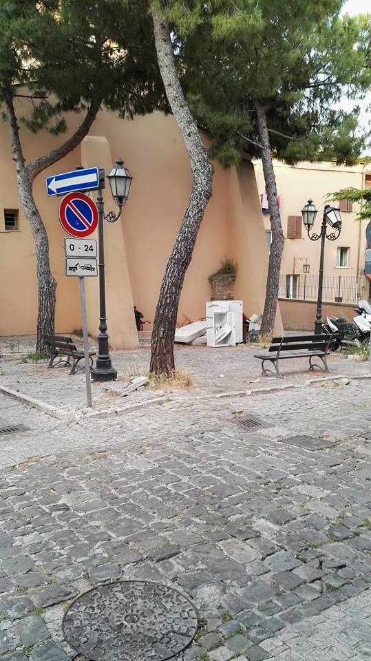 Giulianova. Lettera aperta al Sindaco sulla situazione di degrado del centro storico giuliese.