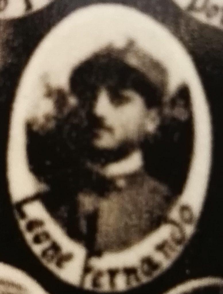 Giulianova. Il Sottotenente Fernando Leone morto in Slovenia