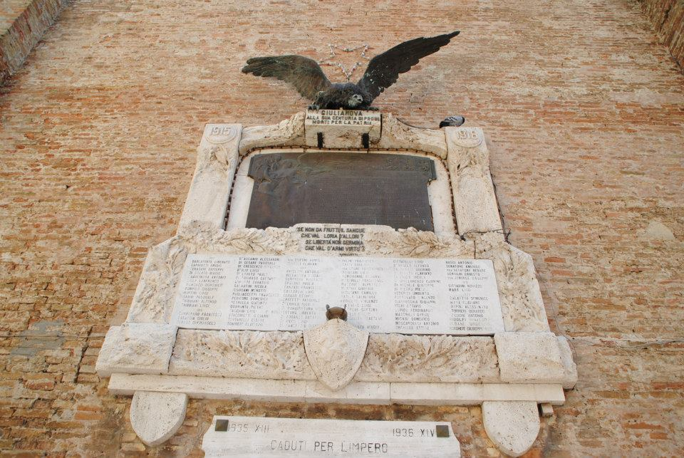 Monumento della Prima Guerra Mondiale a Giulianova