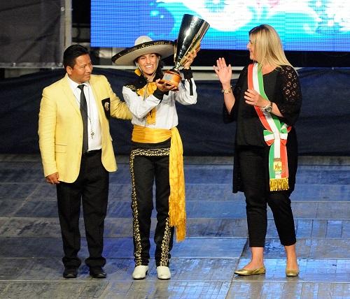 Premio al Messico