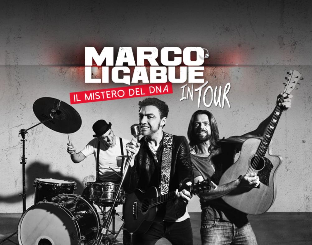 Il tour di MARCO LIGABUE arriva nelle Marche,  a PORTO SAN GIORGIO (FM)