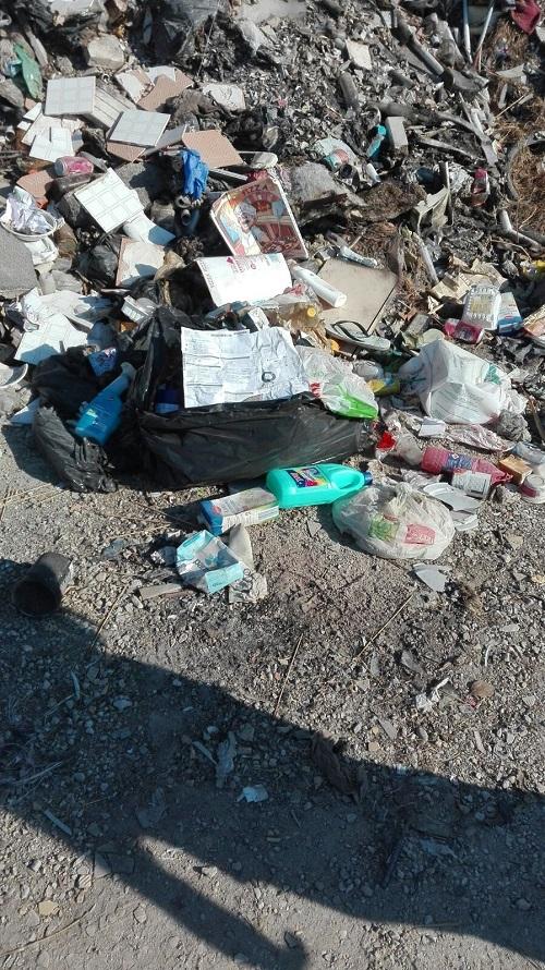 Giulianova. Lotta agli sporcaccioni. Nella discarica abusiva in zona ex Saig le GADIT hanno trovato elementi per identificare almeno due persone. Giro di vite nei prossimi giorni.