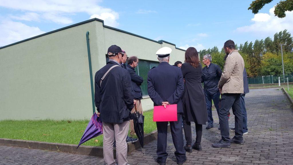 Giulianova. Dopo le segnalazioni del Comitato Quartiere Annunziata la struttura fatiscente adiacente al centro socio-culturale verrà sanata