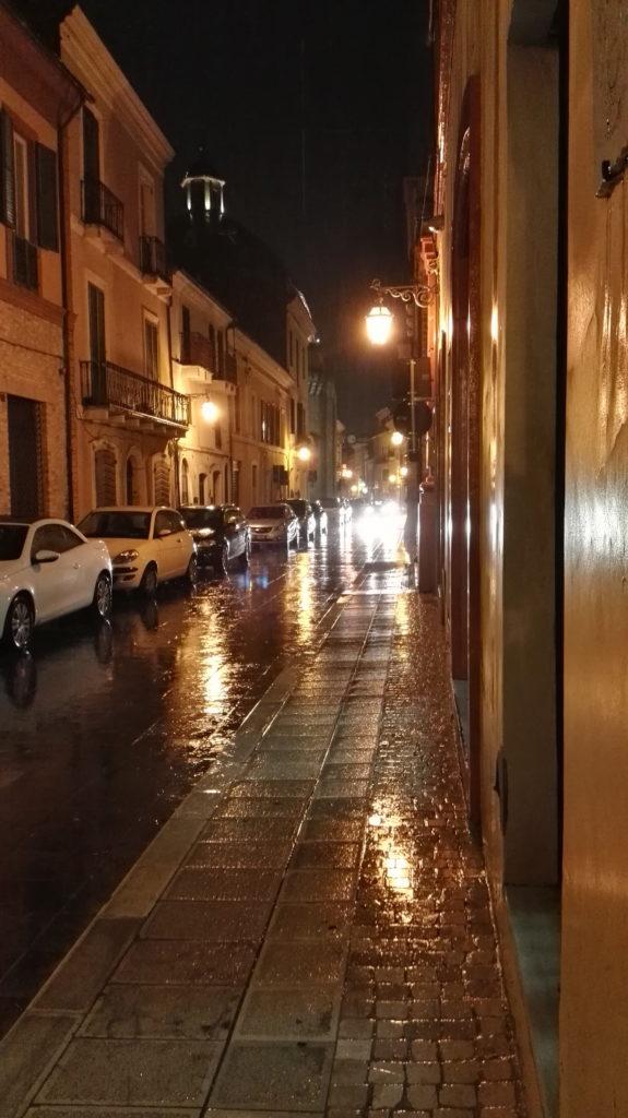 Giulianova. Allerta rossa per il maltempo. Il sindaco ordina la chiusura delle scuole per domani.
