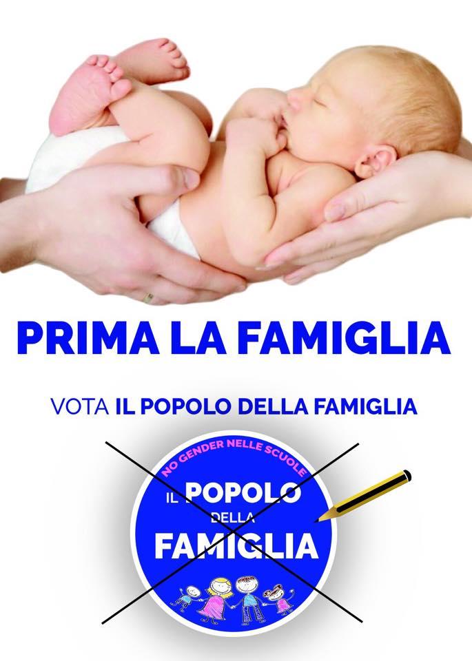 """Giulianova. """"La famiglia, pietra d'angolo"""", Incontro con MIRKO DE CARLI  co-fondatore e dirigente nazionale delPopolo della Famiglia"""