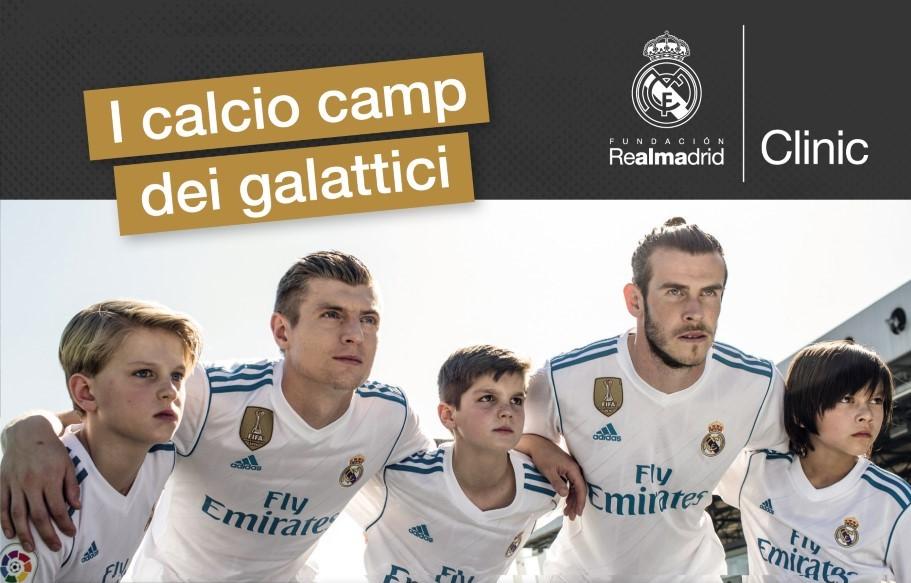 Giulianova. I Calcio camp dei galattici arriva a Giulianova. Lunedì 11 dicembre la presentazione