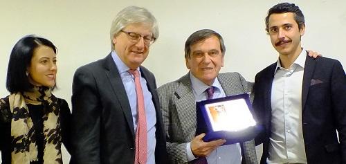"""Montesilvano. I premiati della 13° Edizione del """"Premio Zimei – Moschettiere d'Abruzzo"""" 2017"""