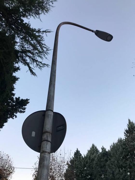 Giulianova. M5S: progetto Paride: luci nuove, pali vecchi. La Heracomm fa profitto, i Giuliesi pagano.