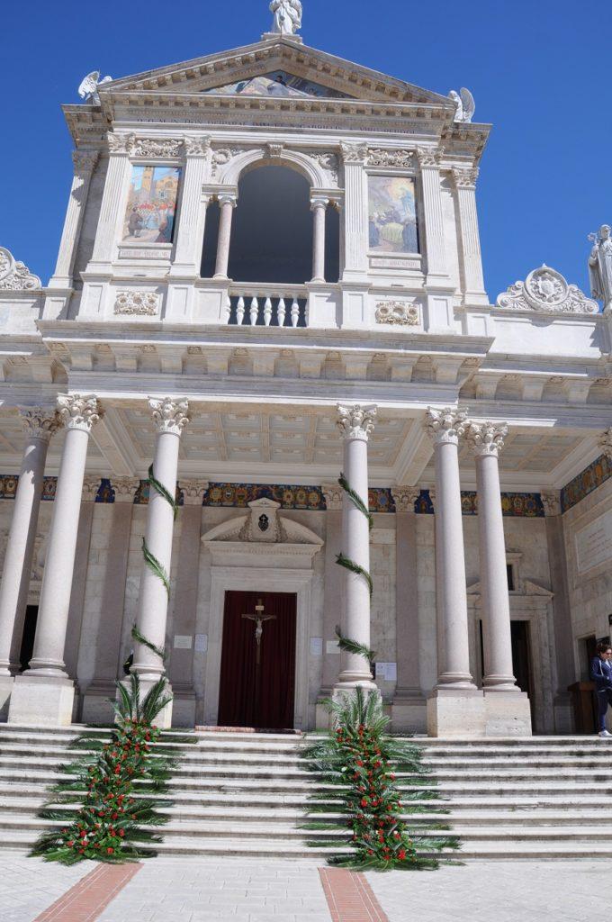 Isola del Gran Sasso. 27 febbraio 2020, festa di San Gabriele