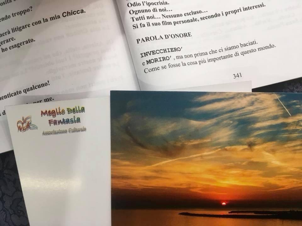 """L'Associazione Culturale """"Meglio Della Fantasia"""" torna con """"Cartolina di Giulianova 2018""""."""