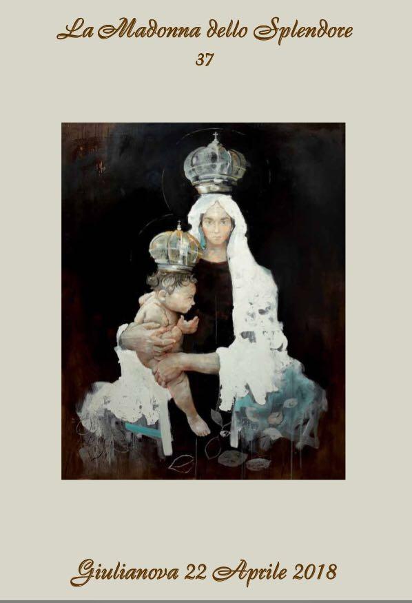 """Giulianova. Il 20 aprile alle 18.30 presentazione nella Cripta di San Flaviano del 37° numero dell'annuario """"La Madonna dello Splendore""""."""