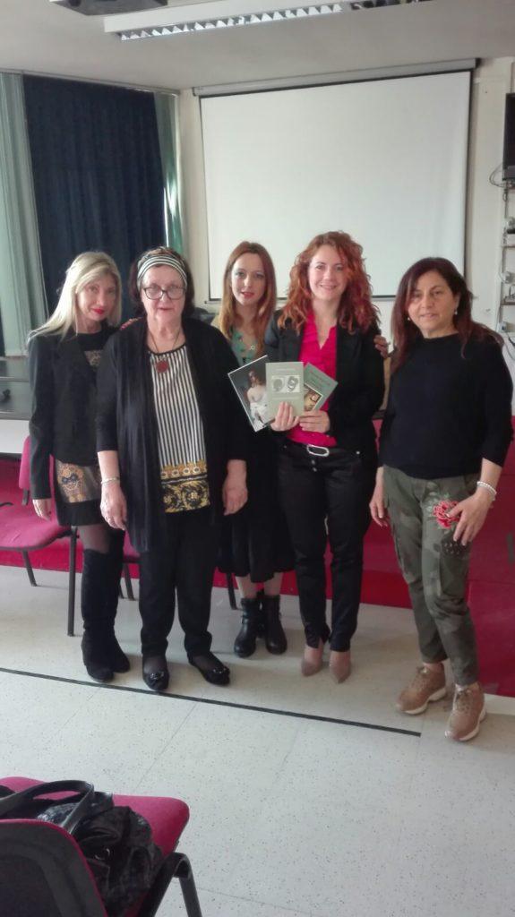 """Giulianova. Il Liceo Statale """"Marie Curie"""" incontri gli autori della casa editrice """"De Felice"""""""