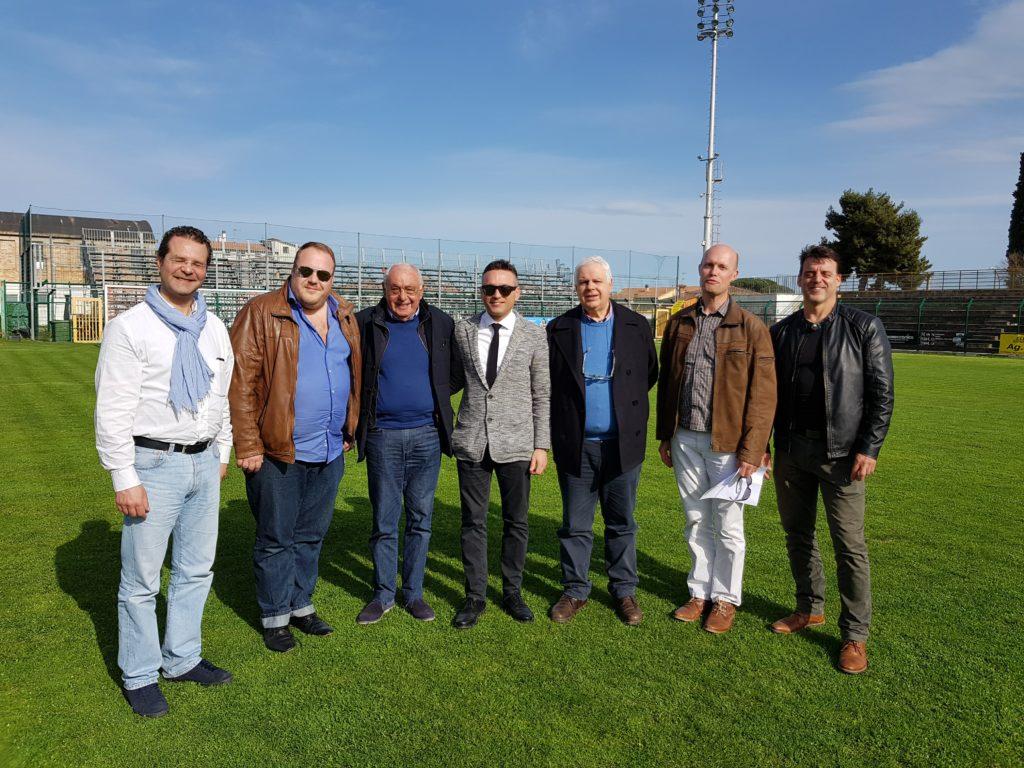 Giulianova. 19° Festival Internazionale Bande Musicali: Oggi visita in città della delegazione della Banda Reale della Marina Militare Belga