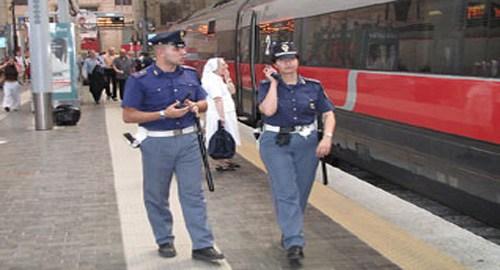 Teramo. Polizia Ferroviaria: bilancio di Ferragosto