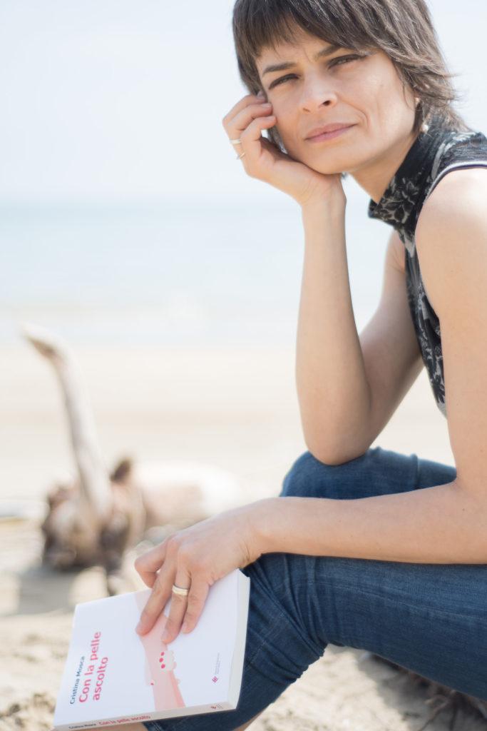 """Giulianova / Pescara. Doppio appuntamento nel weekend con Cristina Mosca e """"Con la pelle ascolto"""""""