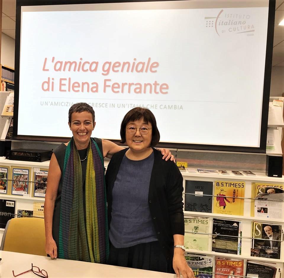 L'Aquila. Missione culturale in Giappone per la scrittrice aquilana Laura Benedetti