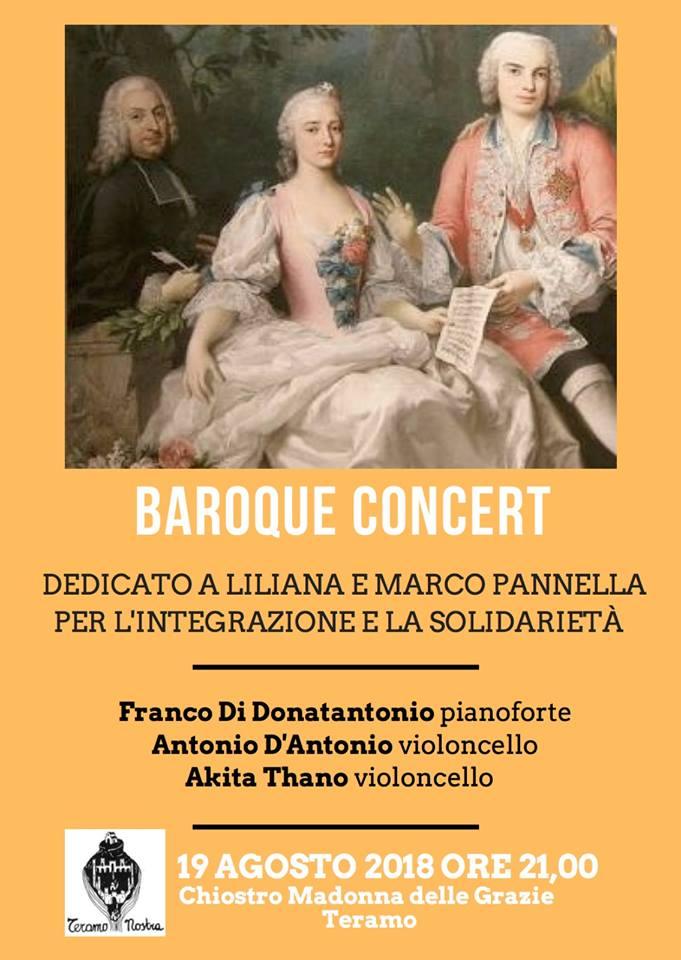 L'anteprima agostana del 23° Premio Di Venanzo edizione 2018  L'omaggio in musica a Marco Pannella