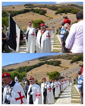 I Cavalieri Templari saranno presenti alla celebrazione della Giornata Mauriziana a Pescocostanzo